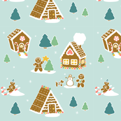 Gingerbread Town