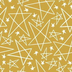 Christmas Star Gold reverse