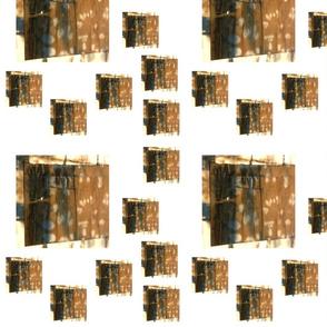 Indigo Collage