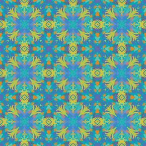 Kaleidos Blue Tones