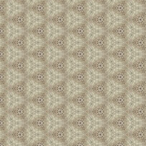 Low volume taupe gray white quilt coordinate