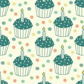 Birthday - Cupcakes