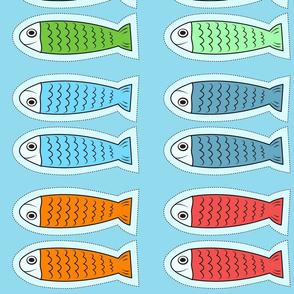 Fish design / fish toy
