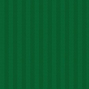rib knit green