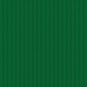 ribbing knit green