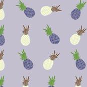 Purple Pineapples