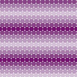 Lavender Gradient Dots