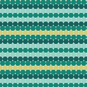 Peppermint Patty Rainbow Dots