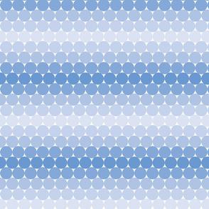 Periwinkle Gradient Dots