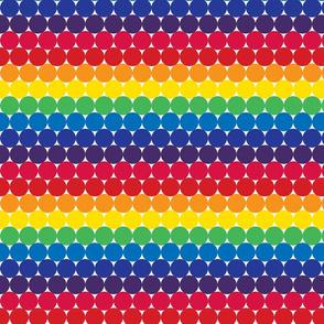 Classic Rainbow Dots