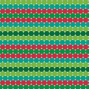 Classic Christmas Dots