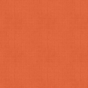 linen red orange