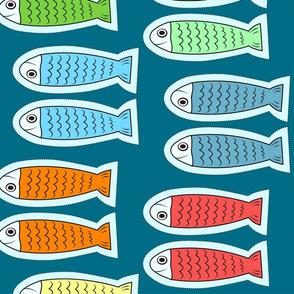 Fish design / fish toy