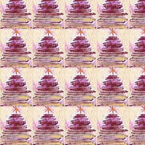 Oh, Christmas Tree - Lavendar
