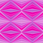Pink Modern Rainbows