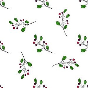 Cowberry pattern