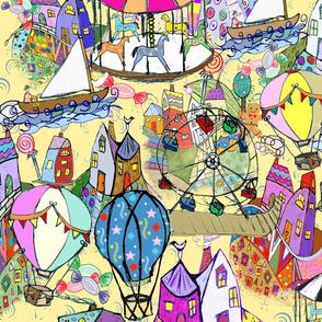 Whimsical Wonderland Wallpaper Challenge
