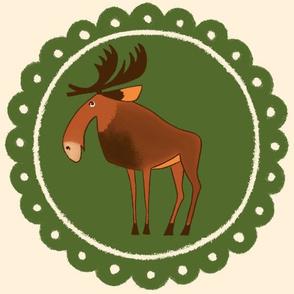 Egon the Elk