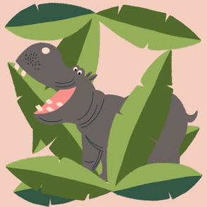 Hiding Hippo