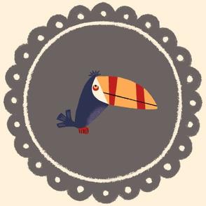 Tobias the Toucan