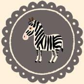 Zac the Zebra