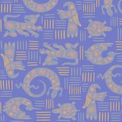 Gecko Southwest Wallpaper