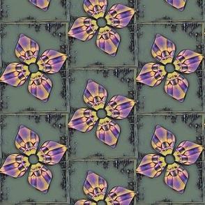 Framed Blooms - V.1
