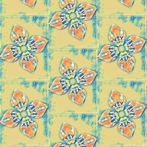 Framed Blooms - V.4