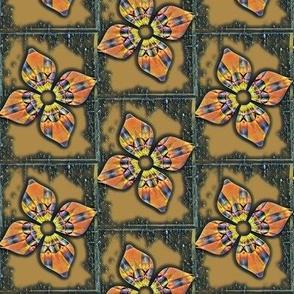 Framed Blooms - V.5