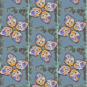 Framed Blooms - V.8