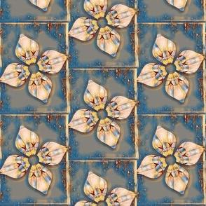 Framed Blooms - V.9