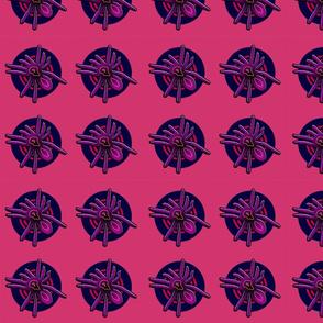 Painted Purple Tarantula