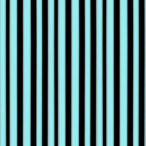 Seafoam Black Stripe