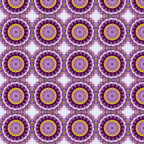 Purple Pinwheels 2090