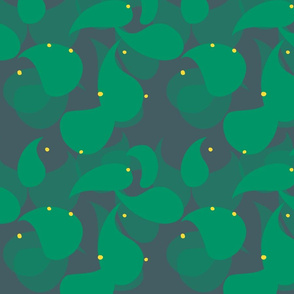 Paisley Green Mysterious