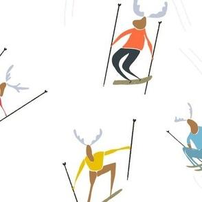 Moose Skiing Team