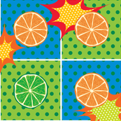 A Twist of Citrus ©Julee Wood