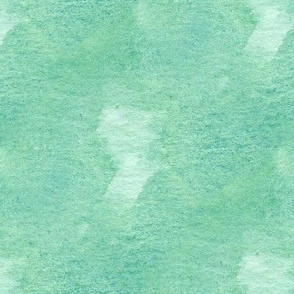 dark green seamless watercolour