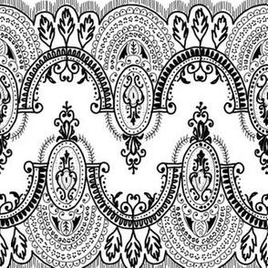 Vintage Arch Lace