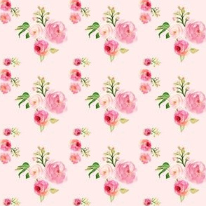 """2"""" Roses for Julie Pink"""