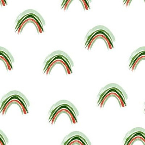 Christmas Rainbows