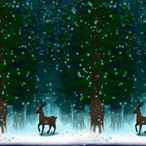 whimsical wonderland wallpaper
