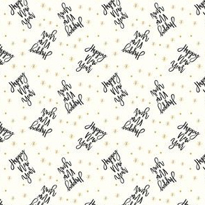 (small scale) Happy New Year - Script OG C19BS