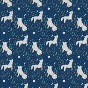Moontime Wolves, CW2, Small