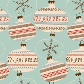 Christmas Balls  ~ Nordic