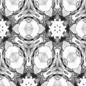 Kaleidoscope GREY 24
