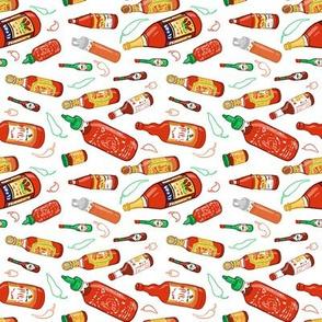 Hot Sauce - Rotated