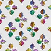 Poplar leaf quadrille