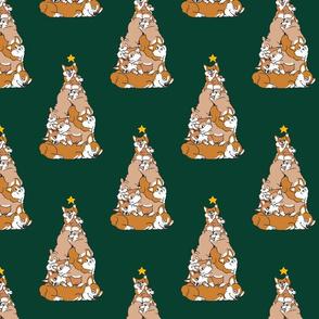Christmas Tree Corgi_8x8