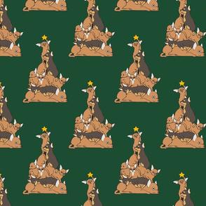 Christmas Tree Chihuahua_8x8